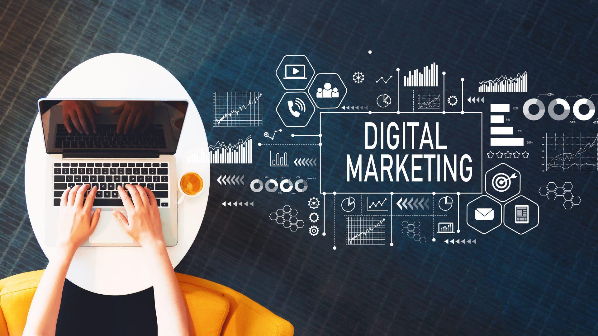 Listă Servicii de Marketing Digital